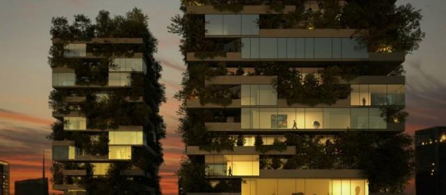 Floresta Vertical – Milão